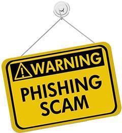 VALSE E-MAIL (PHISHING) IN OMLOOP OVER BELASTINGTERUGGAVE